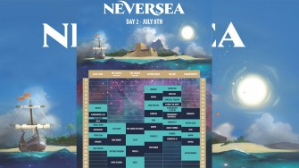 Program Neversea ziua 2