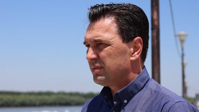 Primarul de Cernavodă, Liviu Negoiță. FOTO Adrian Boioglu