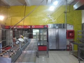 Restaurantul Sabroso a făcut curățenie după controlul OPC. FOTO CJPC Constanța
