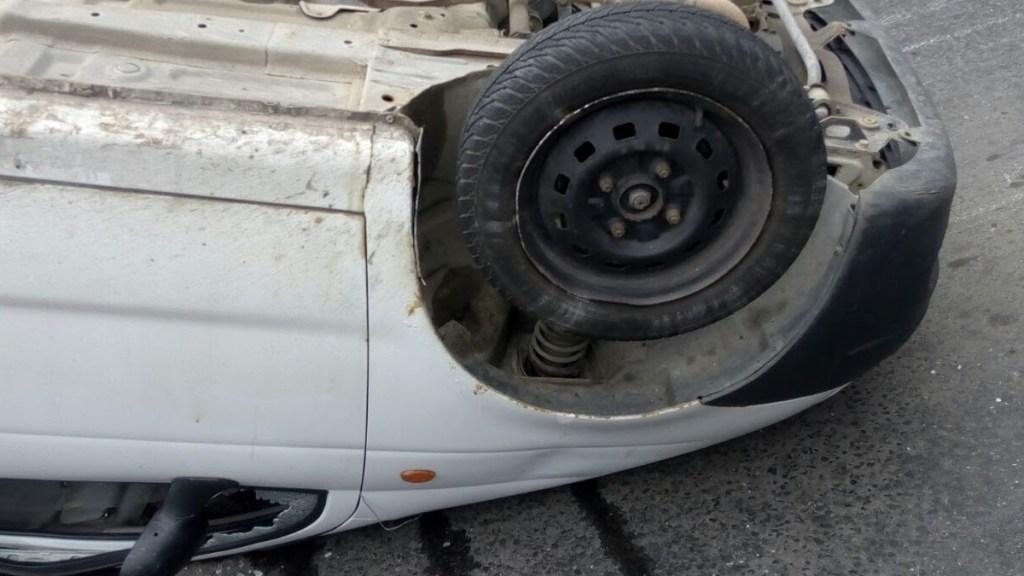 A alertat autoritățile că nu își găsește soția în urma unui accident rutier, dar aceasta era acasă