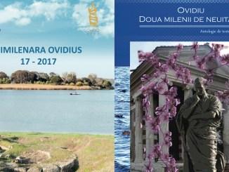 Copertă Antologie Ovidius