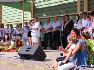 Ziua comunei Castelu. FOTO Adrian Boioglu