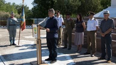 Ostașii căzuți în Primul Război Mondial la Mărăşti, Mărăşeşti și Oituzau fost comemorați la Medgidia