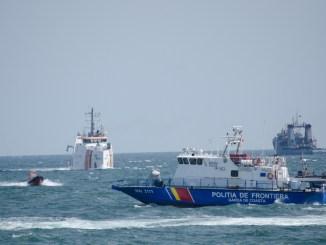 Garda de Coasta, Politia de Frontiera, nave