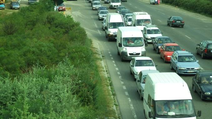 ambuteiaj, trafic aglomerat