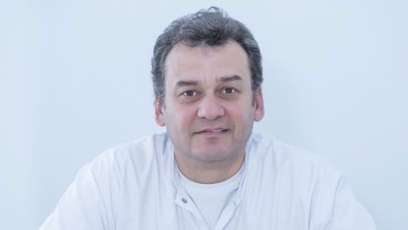 Dr. Paris Stamule, medic primar de chirurgie generală la Ovidius Clinical Hospital. FOTO OCH