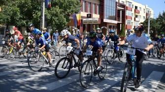Biciclistii au dfat tot ce au avut mai bun in ei