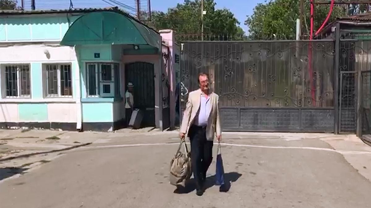 Eliberare Mircea Basescu