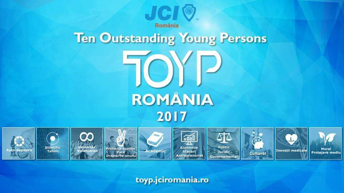 OYP (Ten Outstanding Young Persons) 2017