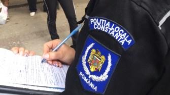 Polițiștii locali au verificat legalitatea mai multor construcții