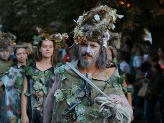 Amare Street Fest: nimfe si satiri