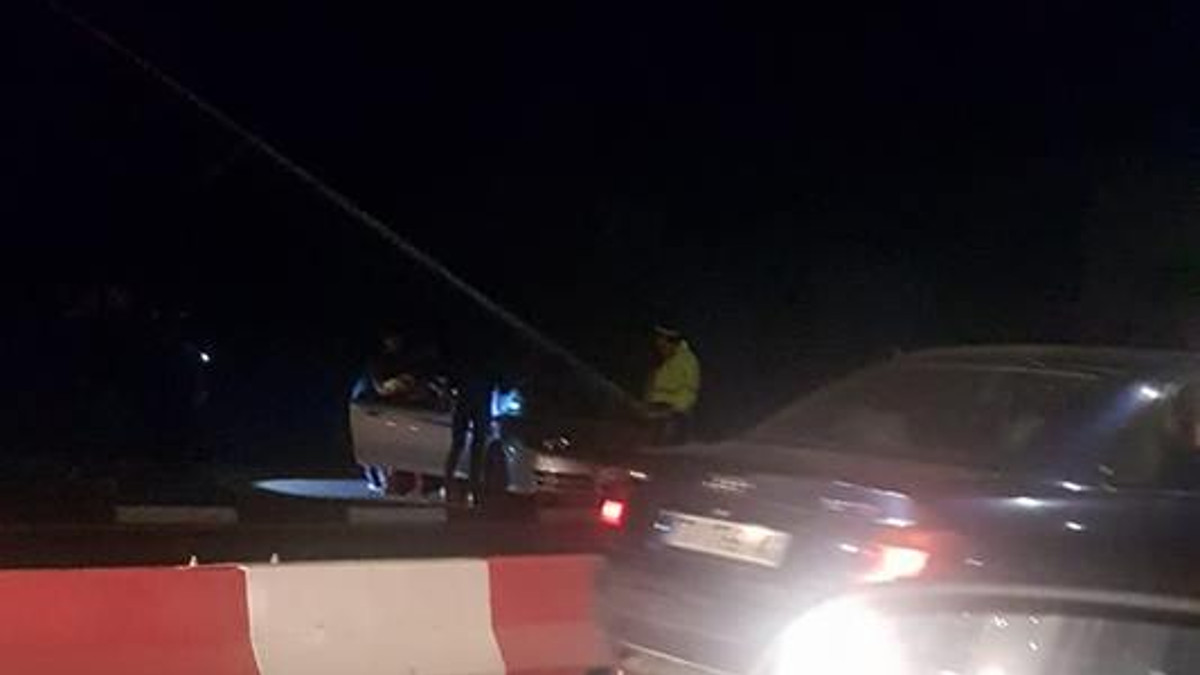 Accident scoica land