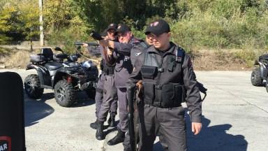 O mică parte din echipa One Star Security. FOTO Constanța NEWS