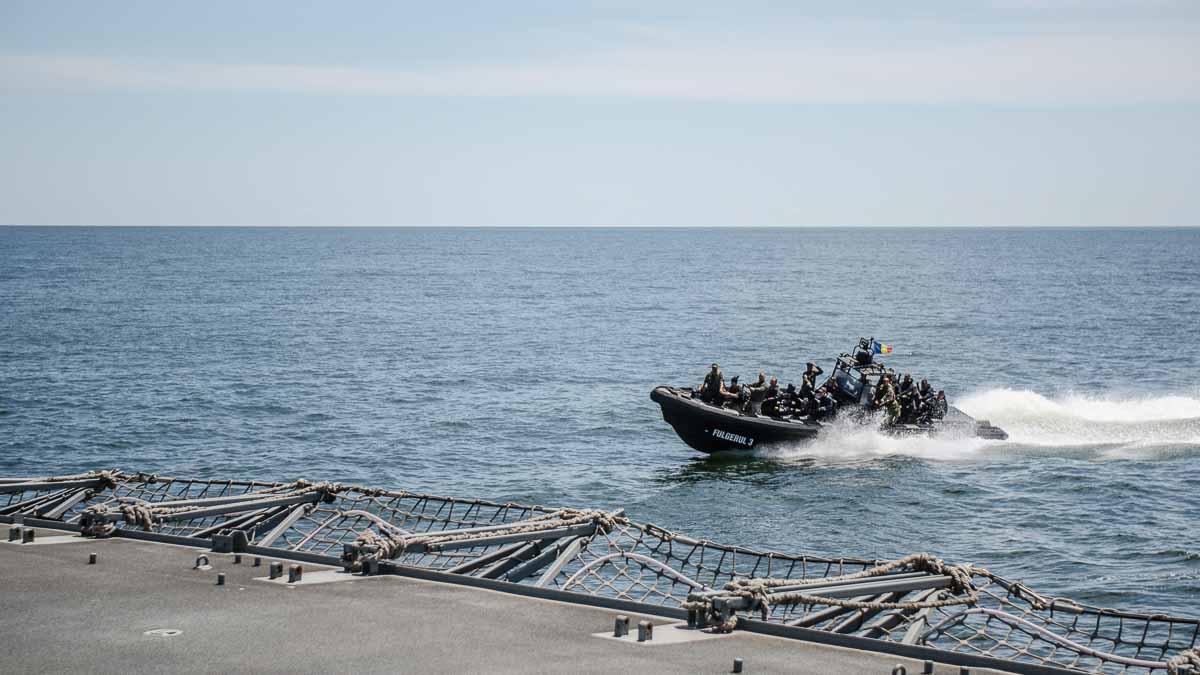Trupe speciale ale marinei exercitiu militar (1)