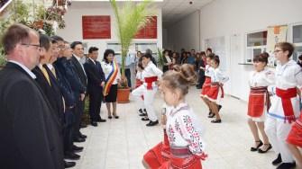 Oficialii și oameniid e afaceri chinezi s-au arătat interesați să investească în Cumpăna. FOTO Primăria Cumpăna