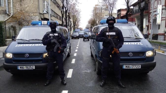Jandarmeria Română la ceas aniversar. FOTO IJJ Constanța