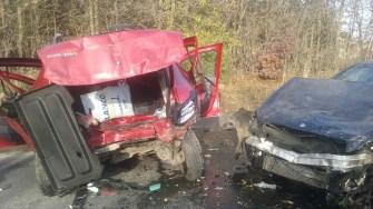 Accidentele rutiere au stat la baza deciziei de a se monta parapetele