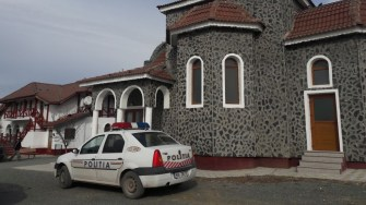 Hoții au călcat de două ori mănăstirea Colilia și au furat generatoarele