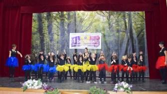 În Cumpăna au avut loc mai multe evenimente care să marcheze Ziua Națională a României. FOTO Primăria Cumpăna