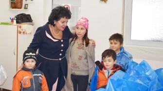 Primăria Cumpăna desfășoară un proiect social destinat copiilor. FOTO Primăria Cumpăna