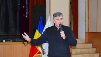 Elevii și cadrele didactice din Cumpăna au participat la o activitate din seria activităților dedicate Centenarului Marii Uniri.