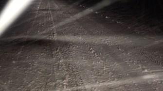 Ninge viscolit în tot județul Constanța. Utilajele intervin. FOTO RAJDP Constanța