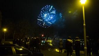 Revelion 2018 la Constanța. FOTO Cătălin Schipor