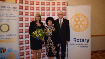 Membrii Clubului Pontus Euxinus Constanța au sărbătorit Ziua Internațională Rotary, la 113 ani de existență