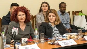Oameni de afaceri din Medgidia. FOTO Alexandru Bran