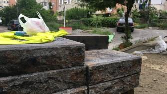 Lucrări de reabilitare la Cernavodă. FOTO CTnews.ro