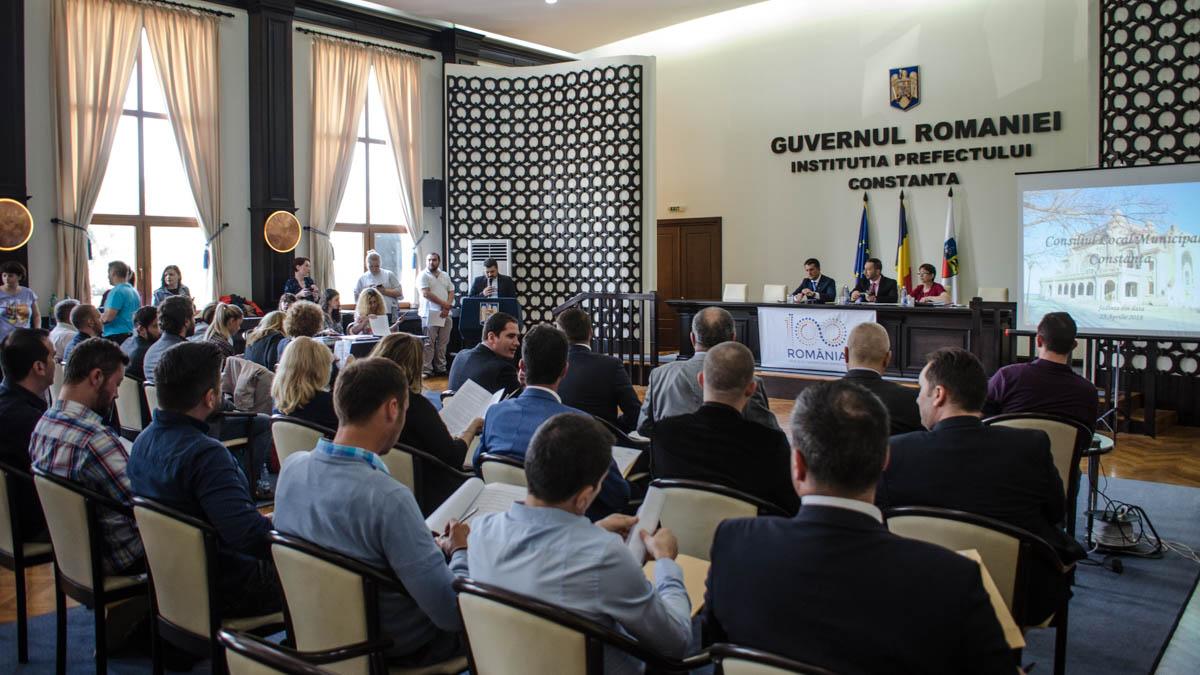 Sedinta Consiliu Local Constanta (29 of 29)