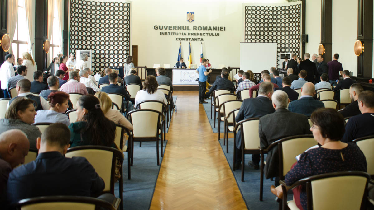 Sedinta Consiliu Local Constanta (3 of 29)