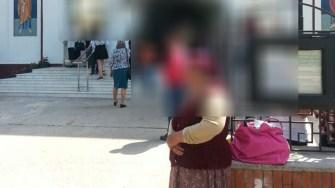 Cerșetorii nu mai sunt tolerați de Poliția Locală. FOTO DGPL