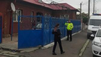 Suspecții scandalului din Medeea au fost vizitați acasă de către polițiști. FOTO IPJ Constanța