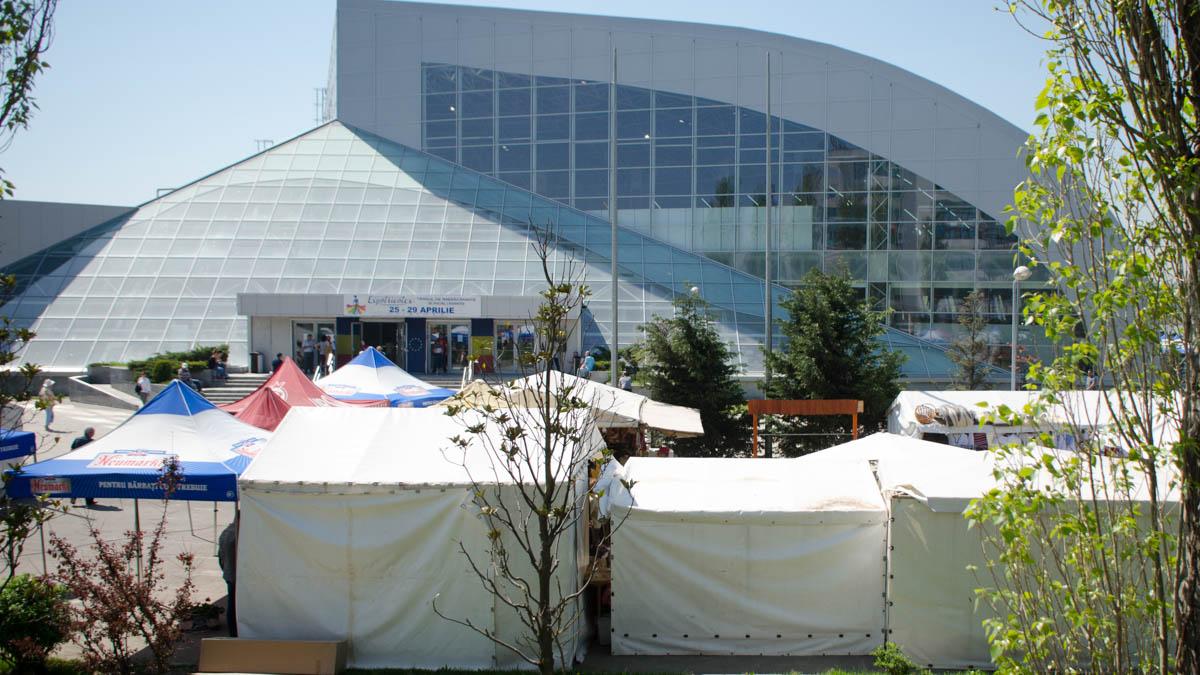 pavilionul expozitional