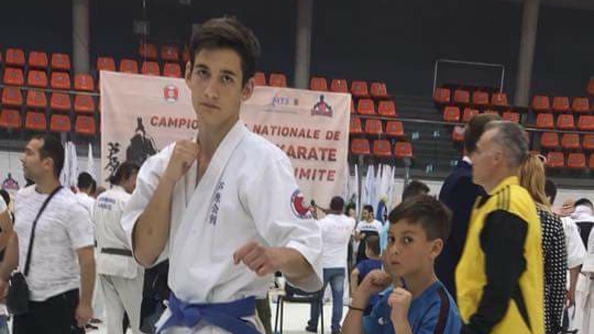 Două titluri și patru medalii au fost aduse la Ovidiu. FOTO Primăria Ovidiu