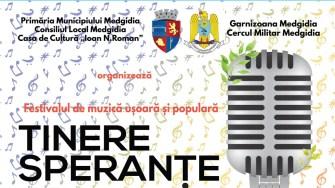 "Festivalul ""Tinere speranțe"" de la Medgidia"