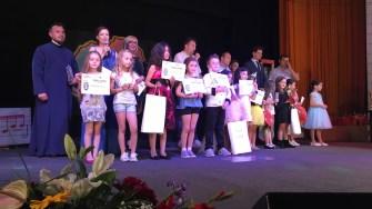 "Festivalul ""Tinere speranțe"" de la Medgidia. FOTO CTnews.ro"