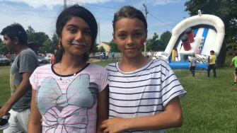 Copii din Mircea Vodă au petrecut de ziua lor. FOTO CtNews.ro