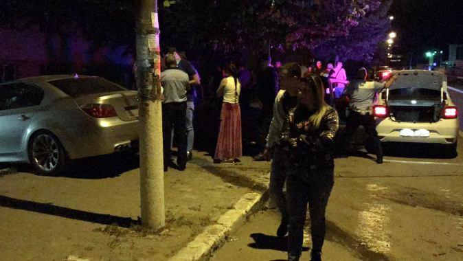 O manevră grăbită a băgat trei persoane în spital. FOTO CtNews.ro