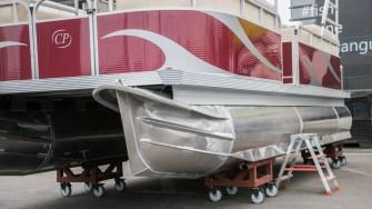 Ponton Boat e disponibil și în România. FOTO Ștefan Ciocan / CTnews.ro