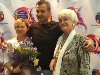 Primarul Valentin Vrabie la debutul Festivalului de Pictură de la Medgidia din 2018. FOTO CTnews.ro