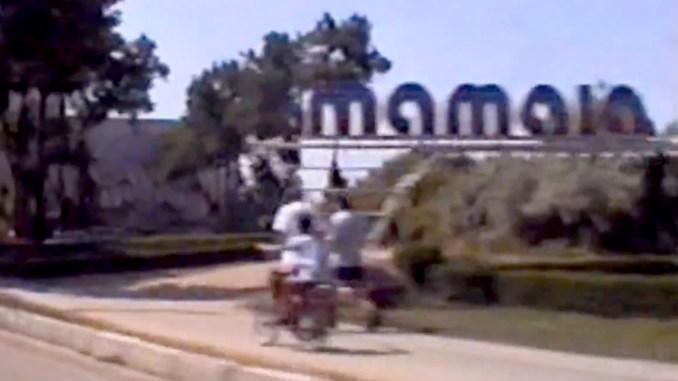 Stațiunea Mamaia în anul 1999. FOTO Captură Video