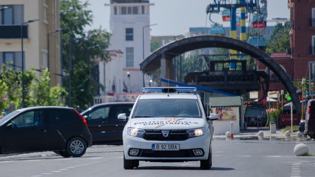 masina politia locala