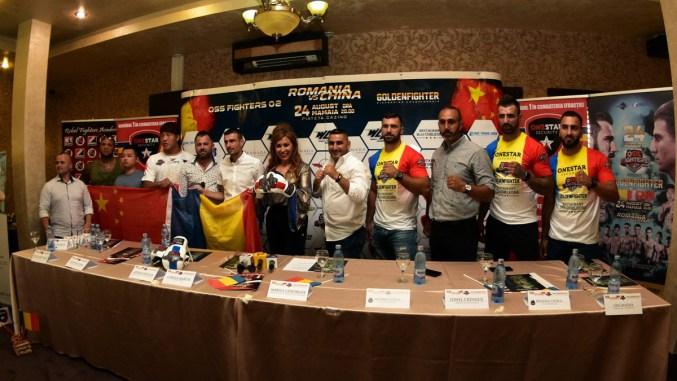 Gala OSS Fighters. FOTO Ovidiu Oprea