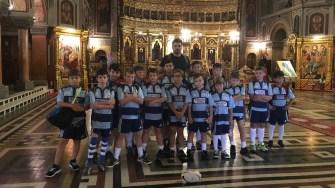 Rugbyștii din Ovidiu au avut puțin timp și pentru ei