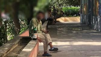 Consumul de alcool în public este sancționat de către polițiștii locali. FOTO DGPL Constanța