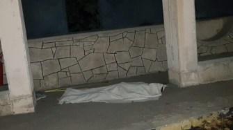 Șoferul din Opel a fost găsit decedat în urma accidentului. FOTO IPJ Constanța