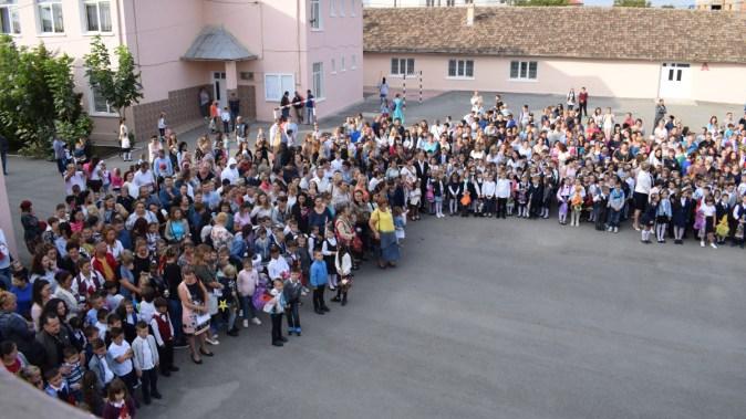 Elevii din Cumpăna s-au întors în unitățile de învățământ. FOTO Primăria Cumpăna