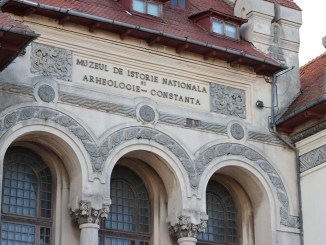 Muzeul de Istorie Națională și Arheologie Constanța (MINAC). FOTO Adrian Boioglu
